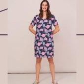 Magnifique robe en lin de chez @whitestuffuk, légère et agréable à porter ! Que demander de plus ? 🌸  #robe #lin #whitestuff #été #couleurs #collection2021 #shop   📧 article disponible sur le site 📧