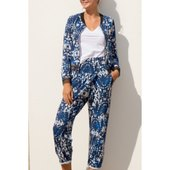 Une tenue idéale pour la saison ! 💙 #mcplanet #veste #pantalon #été #collection2021 #couleurs   📧 articles disponibles sur le site 📧