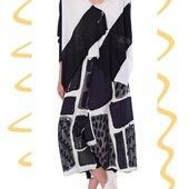 Petit gilet assorti à son pantalon large effet jupe de la marque @crea_concept_ 🖤 #creaconcept #crea #gilet #pantalonlarge #summer #collection2021 #été #shop   📧 articles disponibles sur le site 📧