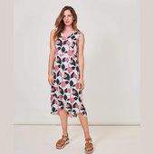 Une jolie robe en lin colorée à adopter dès maintenant ! @whitestuffuk 👗 #whitestuff #robe #couleurs #été #collection2021 #lin   📧 article disponible sur le site 📧